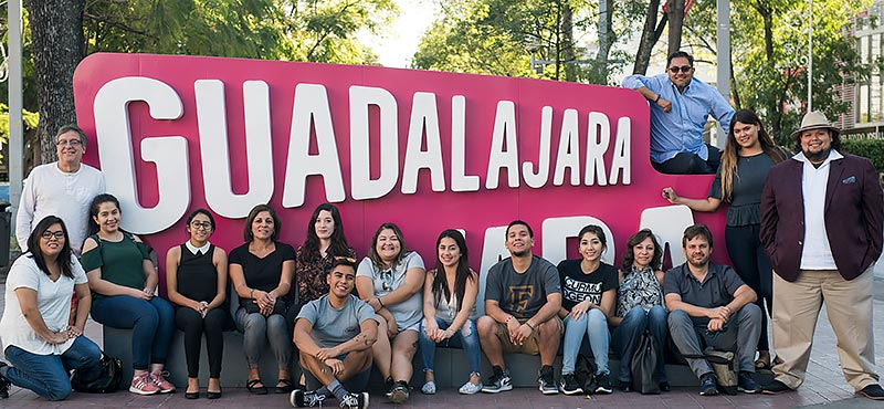 CSUF titans participate in the Guadalajara Transnational Migration Program